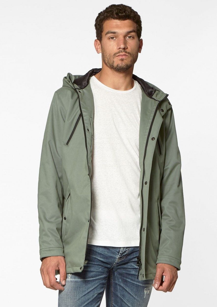 Chester Jacket Moody moss