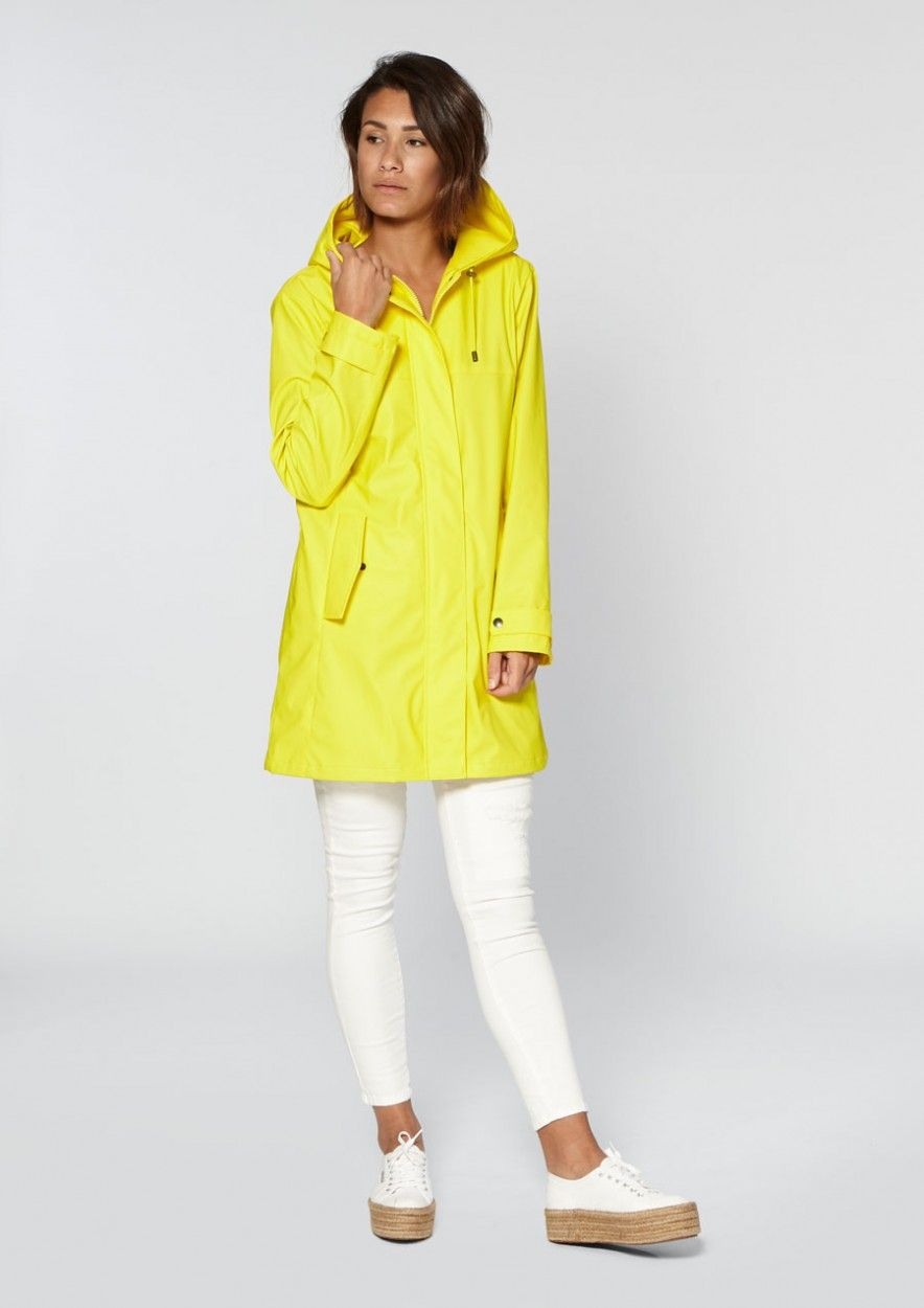 Blake Raincoat Fresh Lemon