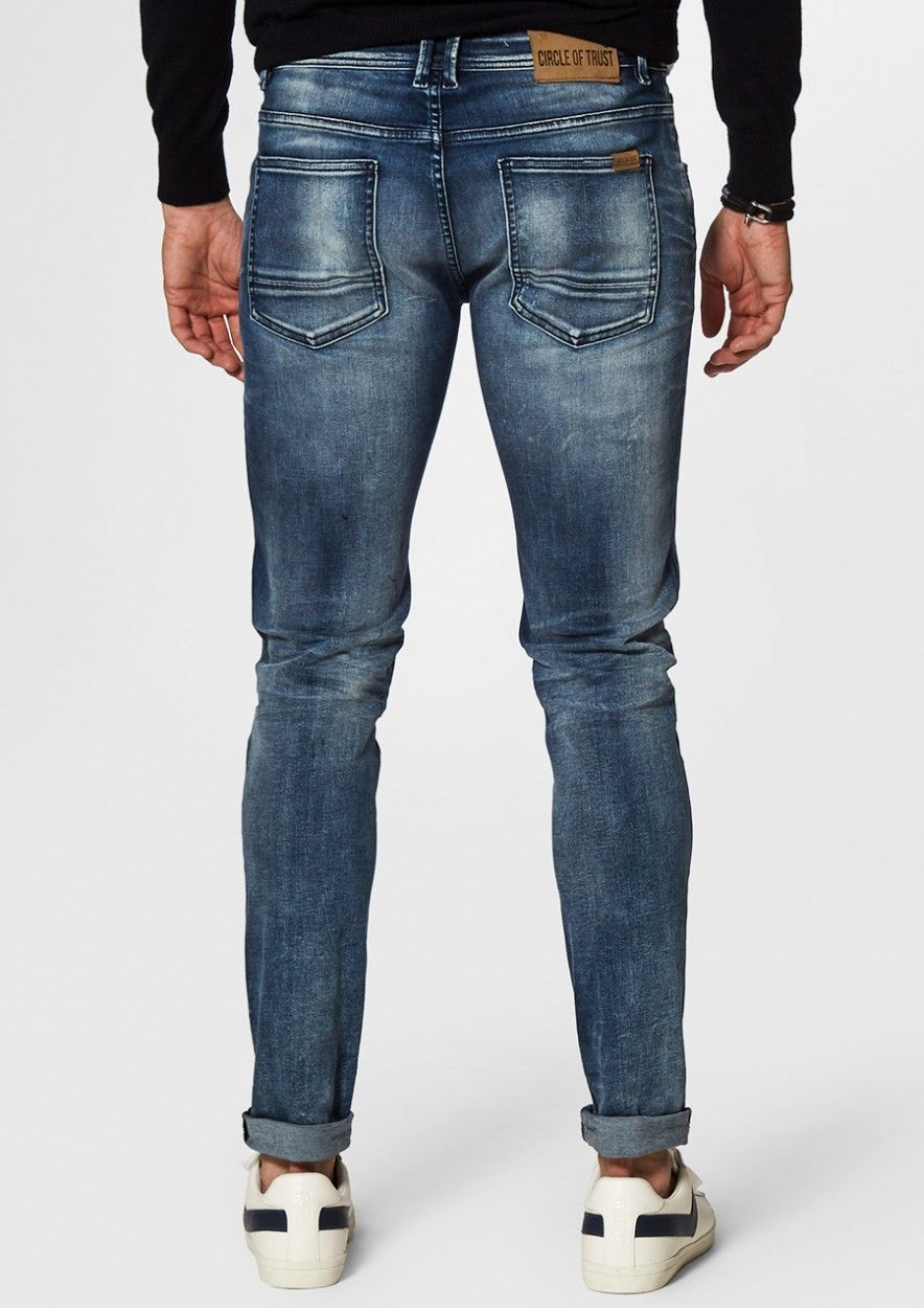 Connor Night Moon Wash - Slim Fit