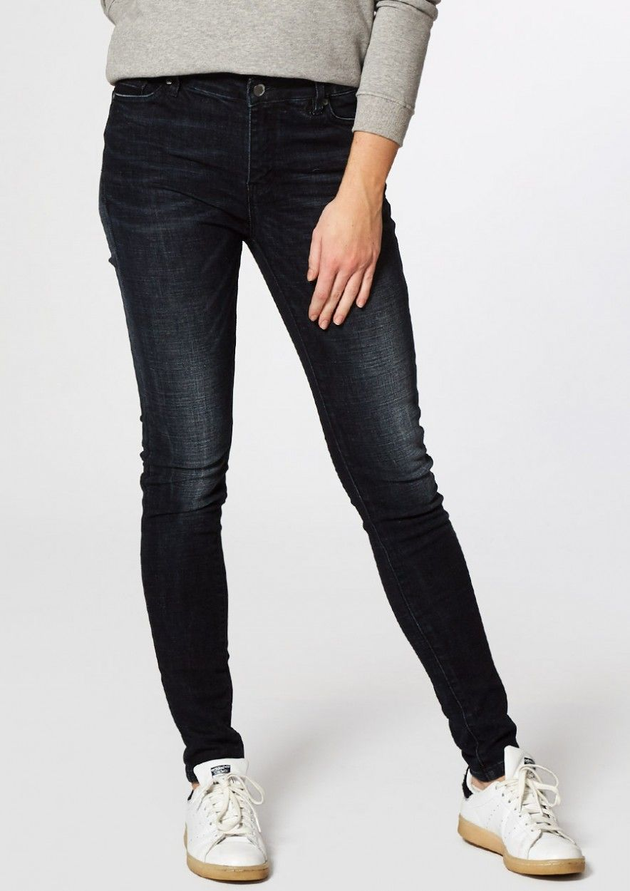 Basil Night Blue Wash - Skinny Fit