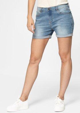 April Jeans Short Blue garment